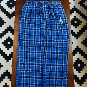Los Angeles Dodgers Pajama Pants